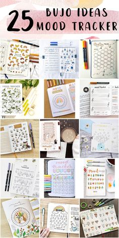 Free Bullet Journal Mood Tracker Inspiration For School - Bullet Journal Beginning Bullet Journal Beginning, Bullet Journal Daily Spread, Bullet Journal Mood Tracker Ideas, Bullet Journal Writing, Planners For College Students, Tacker, Do You Remember, New Hobbies, Understanding Yourself