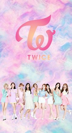 Twice Once Wallpaper Lockscreen Kpop Fondo de pantalla HD Chaeyoung Sana Tzuyu Momo Jihyo Mina Dahyun Nayeon jeongyeon Kpop Iphone Wallpaper, Wallpaper Backgrounds, Wallpapers, Twice Logo, Twice Group, Twice Album, Twice Once, Doja Cat, Twice Dahyun