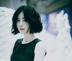 Image result for short bob haircuts asians