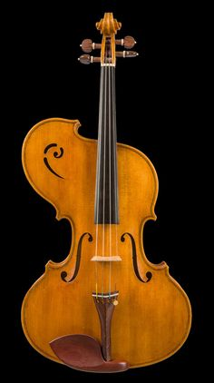 One-of-a-kind Violin by Sderci from Eugene Fodor. This and more rare musical instruments on CuratorsEye.com