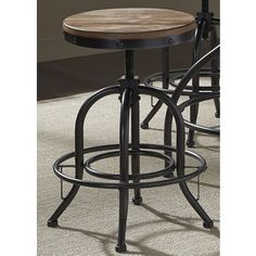 Shop for Weathered Grey Drafting Vintage Swivel Barstool. Get free shipping at Overstock.com - Your Online Furniture Outlet Store! Get 5% in rewards with Club O!