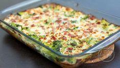 Brokkoliform- Quiche, Dory, Mozzarella, Lasagna, Macaroni And Cheese, Food And Drink, Cooking Recipes, Breakfast, Ethnic Recipes