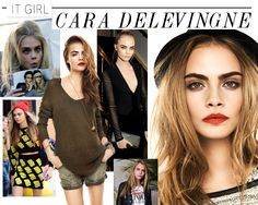 IT GIRL: Cara Delevingne