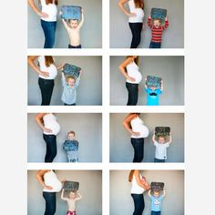 Love this idea- we have to do this with Reg if the time ever comes! :)