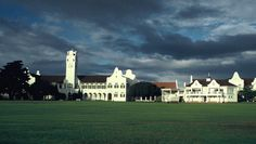 Grey high school- Port Elizabeth (Eastern Cape)/this is where my father went to school. Provinces Of South Africa, Port Elizabeth, Homeland, Cape, Places To Go, African, Mansions, Country, Architecture