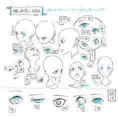 E y e s drawing tips, art drawings, drawing tutorials, character design, sk Drawing Heads, Drawing Base, Manga Drawing, Drawing Reference Poses, Drawing Skills, Drawing Tips, Art Sketches, Art Drawings, Manga Tutorial