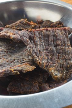 Best deer jerky you will ever taste. I have made this recipe for years, my Church pastors would take this with them on mission trips,  it's been to Nicaragua, Africa, Alabama, Michigan, all over. Your family will love it...Submitted by Steve G.