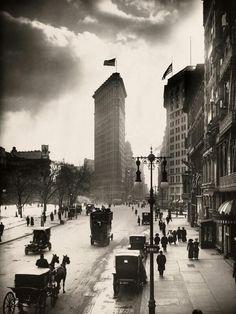 Нью-Йорк в эпоху Российской Империи - SkyscraperCity