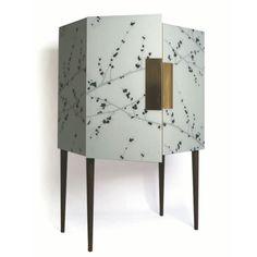 AMAZING CABINET   Gorgeous cabinet design   www.bocadolobo.com   #modernfurniture #furnitureinspiration #buffetsandcabinets