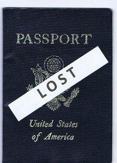 Lost or Stolen Passp
