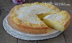 CROSTATA AL COCCO ricetta dolce facile e golosa, dolce facile, dolce al cocco, ideale a colazione e merenda, una crostata con un ripieno goloso