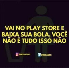 Foda-se falo mesmo ! Sassy Quotes, Some Quotes, Sarcasm Humor, Quotes About God, Quote Posters, Inspire Me, Sentences, Slogan, Jokes