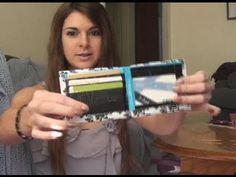 How to make a duck tape wallet:)