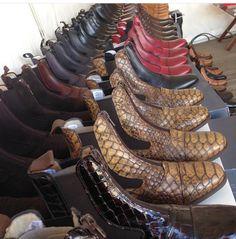 Paddock boots. Endless options.