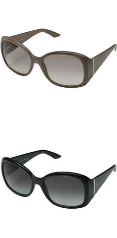 Gorgeous glances.  See a look of love wearing #SalvatoreFerragamo #eyewear. #sunnies #shades #sunglasses