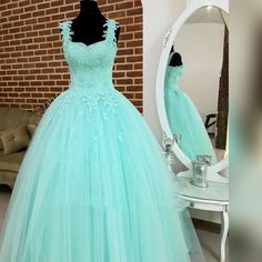 >> Click to Buy << Sweetheart Quinceanera Dresses Ball Gowns With Appliques Lace Up Sweet 16 Dresses Vestidos De 15 Years Party Gowns #Affiliate