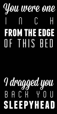 Passion Pit // Sleepyhead  Lyrics