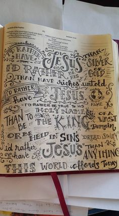 STUNNING by Heather Brownlie McCuaig‎ at Facebook Journaling Bible Community #biblejournaling