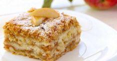 Kolači od jabuka i jogurta – recepti za pripremu Apple Cake, Carrot Cake, Philadelphia Torte, Baking Recipes, Healthy Recipes, How Sweet Eats, Desert Recipes, No Bake Cake, A Table