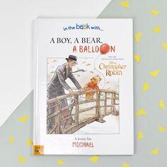 Christopher Robin: a Boy, a Bear, a Balloon - Christopher Robin: a Boy, a Bear, a Balloon - Softback