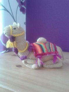 knitted nativity camel | eBay