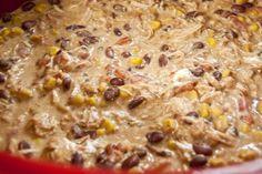 White chili. Easy and amazing!