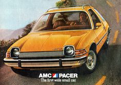 1975 AMC Pacer, Classic Ads From 1975