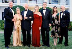 visit to Dallas after show ended Serie Dallas, Dallas Tv Show, Charlene Tilton, Patrick Duffy, Larry Hagman, Victoria Principal, Linda Gray, Texas, Kino Film