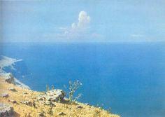 Куинджи картины. Море. Крым