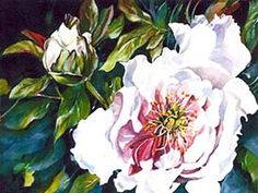 """WATERCOLOR DRAMA USING THE WHITE OF YOUR PAPER      September 15–16, 2012  Mendocino Art Center F12FA502 • All Levels call 707 937-5818, ext. 10Toll-free 800 653-3328, ext. 10      Workshop Description""""Open your eyes in ways 'White Space' can bring life to your paintings."""" Discover the many ways the white of your painting can be used to set the mood in your paintings."""