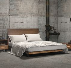 Exclusively for BC Day Long Weekend / The Oakley Bed is on sale at 15% OFF / USE…