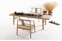 designer shen baohong 沈寶宏 / u+ furniture collection yo jia!