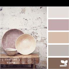 Mauve color scheme