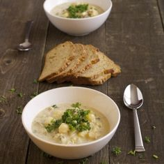 Seafood Chowder an easy weekend meal