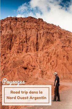 Notre road trip dans le Nord ouest argentin au coeur de paysages impressionnants.