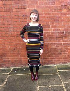 Closet Case Patterns Nettie Dress - The Magnificent Thread