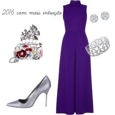 intuição by modochique on Polyvore featuring polyvore moda style Manolo Blahnik Alexander McQueen Ice
