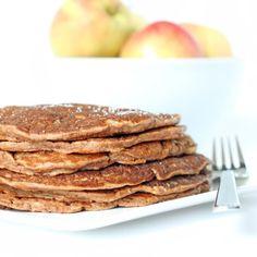 100% Whole Grain Pancakes | Texanerin Baking