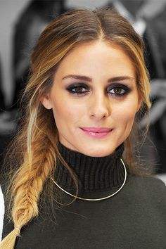 20 Times Olivia Palermo Didn't Play It Safe With Her Makeup —