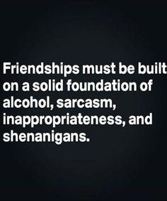 Friendship Foundations - Friendship Quote