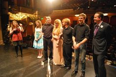 Allison Rachelle Bayles, Courtney Wood, Jake Gold, Lily Christie, Corey Cavenaugh, Codey Miller and Travis Daly at The I Own a Theatre Gala on 11/10/12!