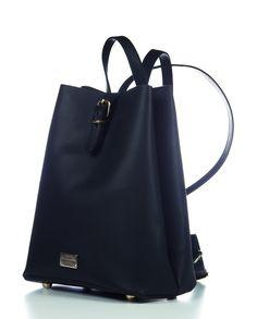 Elena Athanasiou -  Recycled Backpack Black - 65
