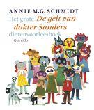 het grote de geit van dokter sanders dierenvoorleesboek annie m.g. schmidt annie m.g. schmidt week thema dierenfeestje