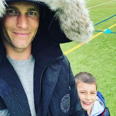 After tying the knot in supermodel Gisele Bündchen and NFL quarterback Tom Brady welcomed two kids together, who joined Tom's first child from a New England Patriots Merchandise, Patriots Fans, Birthday Wishes, Happy Birthday, Gisele B, Tom Brady And Gisele, Great Stories, Supermodels, Toms