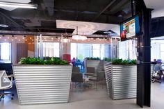 Urban office space of LivingSocial