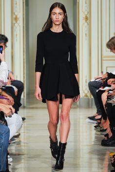 Francesco Scognamiglio Spring 2014 Ready-to-Wear Fashion Show - Marine Deleeuw
