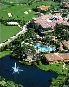 Mirasol Exclusive golf and tennis community in Palm Beach Gardens Florida