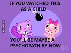 9GAG - Happy Tree Friends