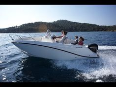 """""""Quicksilver Activ 555 Open Walk Through"""" by www.boatshowavenue.com. Subscribe to see LIVE Boats in action to our YouTube channel at https://www.youtube.com/user/boatshowavenue/videos"""