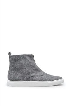 Monique Zip Sneaker